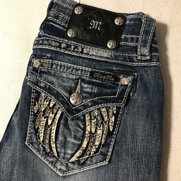 Miss Me Denim - Miss Me Brand Jeans. Size 26